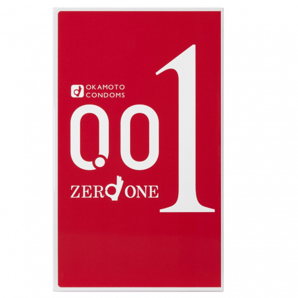 Okamoto 0 01 Zero One Condom All From Japan