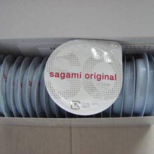 Sagami Original 0.02 Condom 20pcs