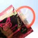 Glamorous Butterfly Hot Condom 12pcs