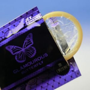 Glamorous Butterfly 003 Hot Jelly 10pcs