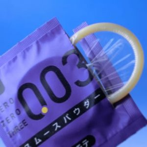 okamoto 003 smooth powder condom