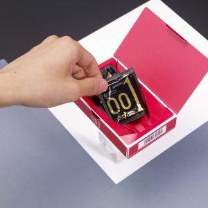 Okamoto 0.01 Zero One Condom 3pcs