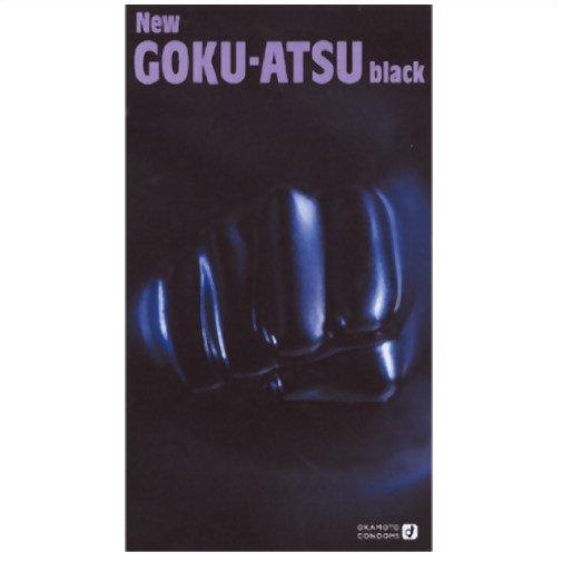 Okamoto New GOKU-ATSU (Super Thick 0.1mm) for Long Play 12pcs
