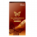 Glamorous Butterfly Chocolate Condom 6 pcs