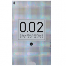 Okamoto 0.02 EX LARGE Size Condoms 6 or 12pcs