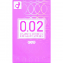 okamoto 0.02 pink