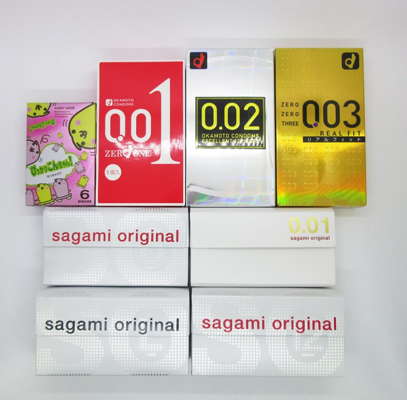 The Best 10 Japanese Condoms 2018