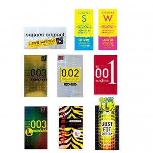 large condom japan