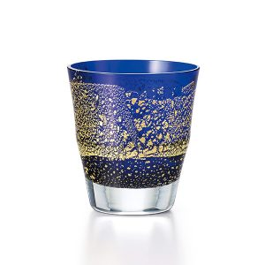 Edo Glass Blue Tumbler