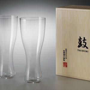 Usuhari Beer Glass