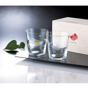 Engimono Glass Pair Set