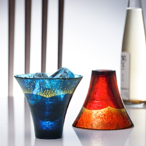 Mt. Fuji Tumbler Premium Pair Set