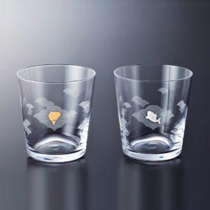 Engimono Glass Pair Set