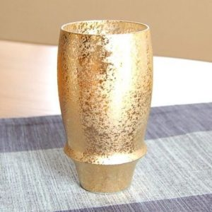 Premium Beer Glass Jipangu Gold