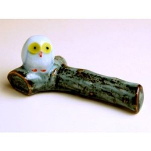 Chopstick Rest Owl