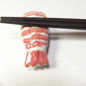 Chopstick Rest Sushi Prawn
