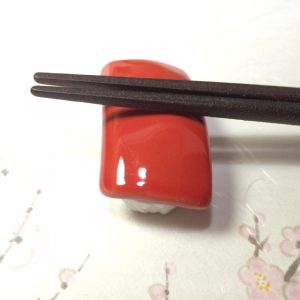Chopstick Rest Sushi Tuna