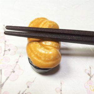 Chopstick Rest Sushi Sea Urchin