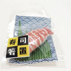 Chopstick Rest Sushi Prawn