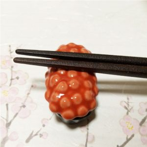 Chopstick Rest Sushi Salmon Roe