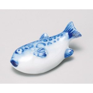 Chopstick Rest Puffer Fish