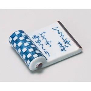 Chopstick Rest Handscroll