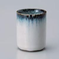 Blue Mist Yunomi Japanese Tea Cup