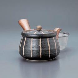 Hori Togusa Kyusu Tea Pot Black L