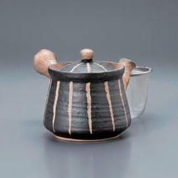 Hori Togusa Kyusu Tea Pot Black S