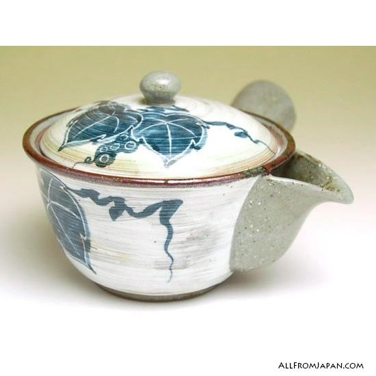 Konabiki Grape Kyusu Tea Pot