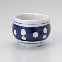 Mizutama Polka Dot Japanese Tea Set