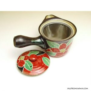 Yumehana Kyusu Tea Pot