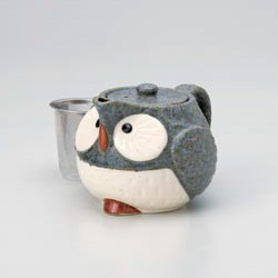 Grey Owl Green Tea Pot