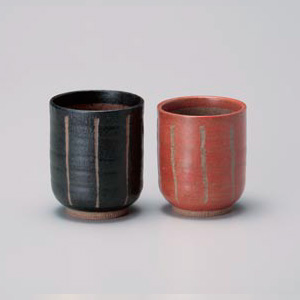 Hori Togusa Pair Yunomi Tea Cup