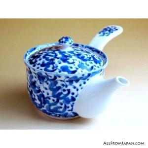 Tansai Karakusa Kyusu Tea Pot