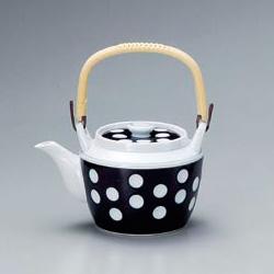 Mizutama Polka Dot Dobin Tea Pot