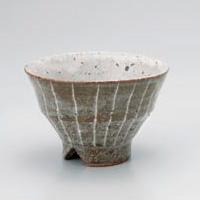 Karatsu Tokusa Chawan Tea Bowl