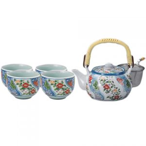 Hana Ryusui Japanese Tea Set
