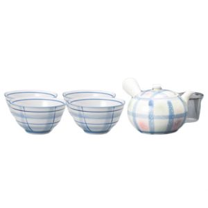 Lattice Koushi Japanese Tea Set