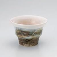 Suiboku Saihan Chawan Tea Bowl