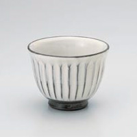 Shinogi Tokusa Chawan Tea Bowl
