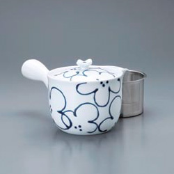 Kamon Flower Kyusu Tea Pot