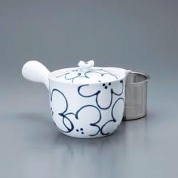 Kamon Flower Kyusu Tea Pot