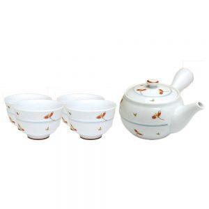 Akanegusa Japanese Tea Set