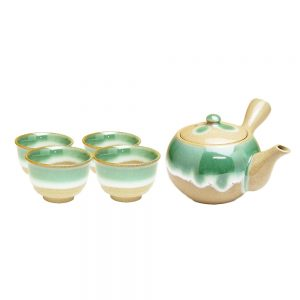 Banshu Japanese Tea Set