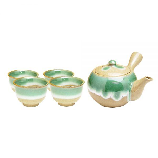 Banshu Japanese Tea Set