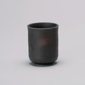 Bizen Fuki Japanese Tea Set