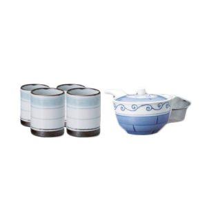 Gosuhake Japanese Tea Set