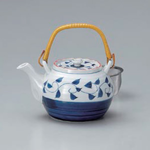 Gosu Karakusa Japanese Tea Set