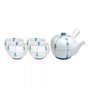 Gasho Japanese Tea Set